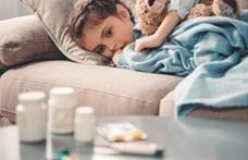 Gyógyítható, mégis 39. másodpercenként meghal egy gyerek tüdőgyulladásban