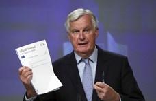 Barnier Londonban: Továbbra is fennállnak a jelentős nézetkülönbségek a Brexit ügyében