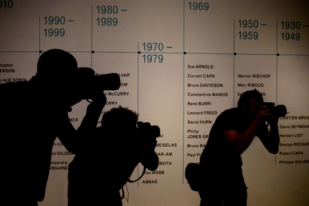mti. nagyítás - hét képei - A Magnum Photos kiállítása Budapesten 2014.05.26.