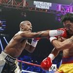 Egy meccsre visszatér a legendás bokszoló