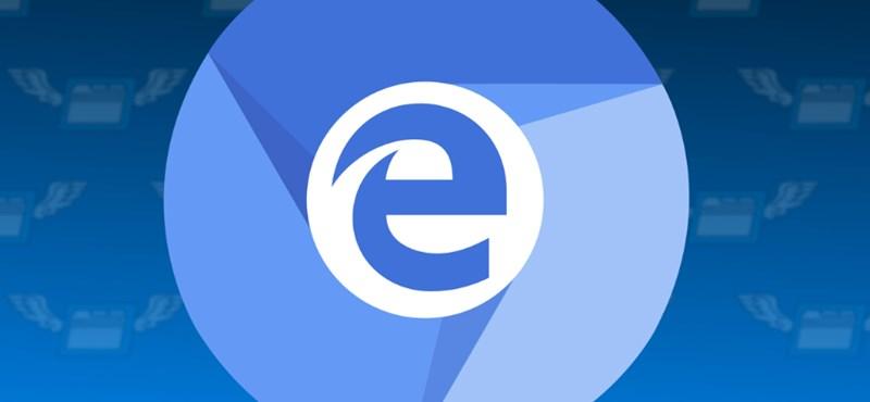 Váratlanul lenyomta a Microsoft Edge böngészője a Firefoxot, már ez a második legnépszerűbb böngésző