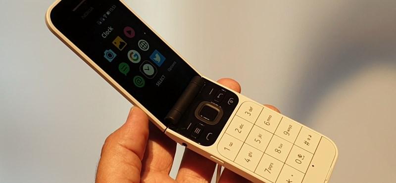 Szétnyitható szuperolcsó, strapabíró és sokkamerás új mobilok a Nokiától