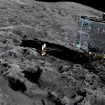 Nincs nap, áram nélkül maradhat az üstököst vizsgáló robot