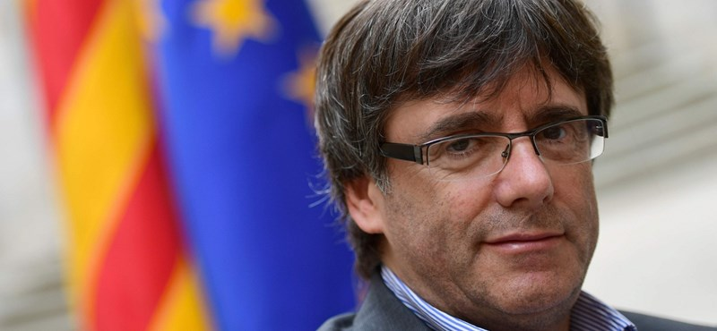 Nem kér menedékjogot a katalán elnök, vissza akar térni