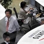 Emelkedéssel zárt a tokiói tőzsde