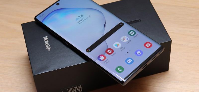 Mit tud a 380 ezer forintos Samsung telefon?