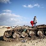 5,3 milliárd eurós felajánlást tettek a szíriaiak megsegítésére