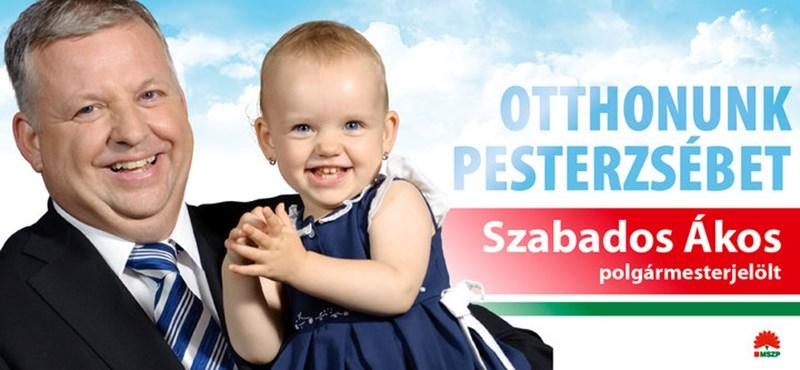 Állami kitüntetést kapott az MSZP-től a Fideszhez átállt pesterzsébeti polgármester