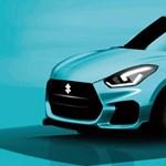 2017-ben jön az új Suzuki Swift