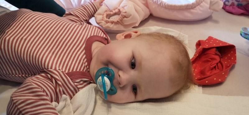 Megkapta az állami támogatást a 700 milliós gyógyszerére az első SMA-beteg gyerek