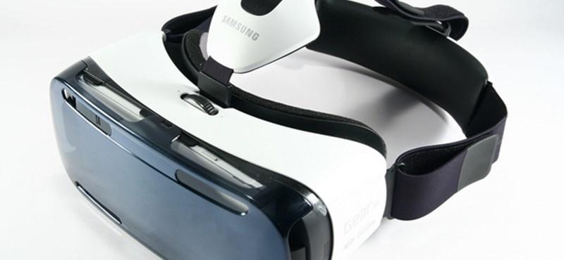 Tech  Mint amikor színes lett a TV - virtuális valóság szemüveg ... 3e8563a0bd