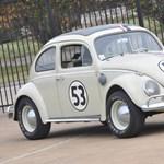 Elkelt Herbie, a kicsi kocsi, de igen jó árat fizettek érte