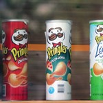 Újratervezték a Pringles chips csomagolását, hogy zöldebb legyen