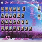 Képek: így néznek ki 2011 legkülönlegesebb iskolai tablói