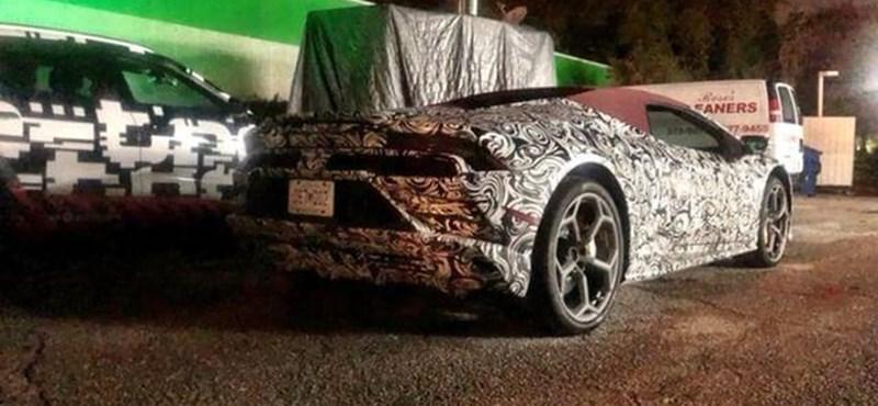 Vadabb külsővel és egy meglepetéssel érkezhet az új Lamborghini Huracan Spyder