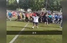 Négyszázan voltak egy illegális focimeccsen Strasbourgban