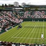 Marosiék bejutottak a nyolcaddöntőbe Wimbledonban