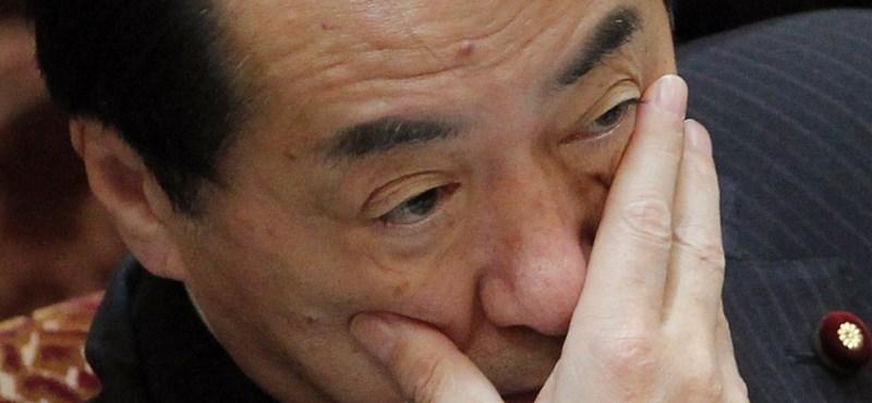Túlélte a japán kormányfő a bizalmatlansági indítványt
