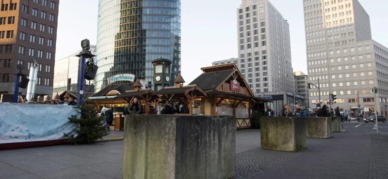 A berlini merénylő társait tartóztatták le