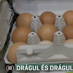 Tovább drágul a tojás