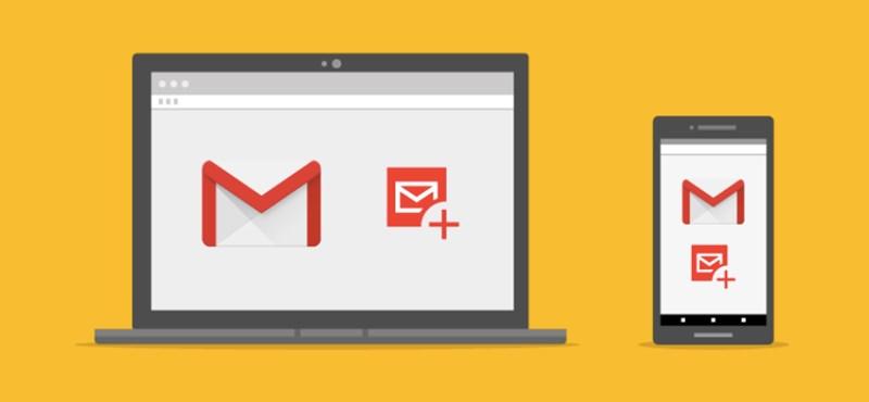 Alig fog ráismerni, úgy megváltozik a mobilos Gmail