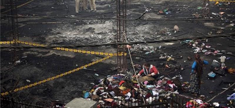 Így pusztított a halálos tűz Indiában