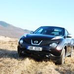 Nissan Juke teszt: százzal körforgalomban