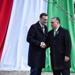 """""""Képmutató európai vitákról"""" írt a lengyel kormányfőnek Orbán Viktor"""