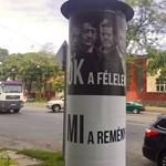Kicselezte a Jobbik a plakáttörvényt, a Fidesz feljelentést tesz