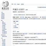 Trágárkodva másztak rá Áderre a kínai Wikipédia-oldalán