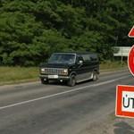 Kiakadtak az autósok a M2 építése miatti értelmetlen sebességkorlátozáson