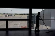 Vissza kellett fordítani egy repülőt, mert egy emberi szívet felejtettek a fedélzetén