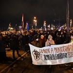 Eddig több mint tizenegyezren jeleztek vissza a ma délutáni tüntetésről