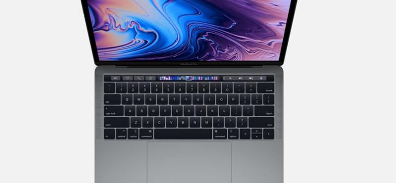 Örökre megváltozhat a laptopok alsó része, ha bejön az Apple számítása