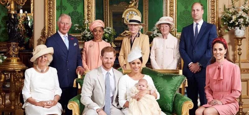 El color de piel del bebé del príncipe Harry y Meghan Markle no fue un accidente