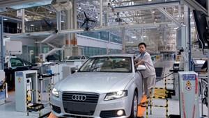 Több mint háromszáz új munkatársat vesz fel az Audi