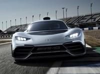 1000 helyett 1200 lóerős lehet a Mercedes hiperautója