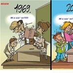 Ezeken a rajzokon röhög az internet - ilyen az iskola 2014-ben