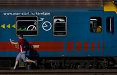 Akár két órát is késhetnek a vonatok a balatoni és a székesfehérvári vonalon