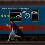 Ma reggel sem nyerő ötlet vonatra ülni Kelet-Magyarországon