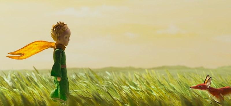 Látványos és szívmelengető előzetes érkezett A kis herceg-filmhez