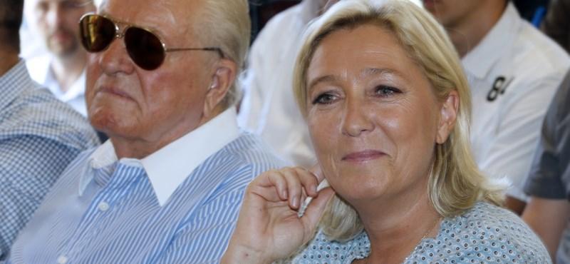 Példátlan eset: Le Pen a legnépszerűbb most Franciaországban