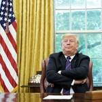 Trump Twitteren megüzente az újabb szankciókat Irán ellen