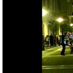 Meztelen őrjöngés a Bazilikánál – 1 év felfüggesztett a videó szereplőjének