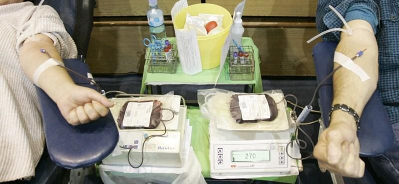 Egyre kevesebben adnak vért, az egész országban vérhiány van