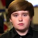 14 éves és 14-szeres milliárdos szeretne lenni