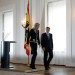 Lemondott a német államfő