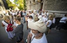 Tüntettek a Kaleta-ítélet ellen: A gyerek szexuális használata lélekgyilkosság