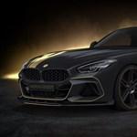 500 lovas bébi M8-assá tuningolták az új BMW Z4-et
