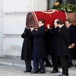 Franco hamvai bekerültek a spanyol kampányba